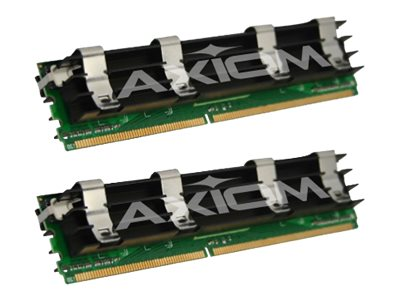 Axiom 4GB PC2-6400 240-pin DDR2 SDRAM DIMM Kit for Mac Pro Workstation Gen 2, MB193G/A-AX, 8298219, Memory