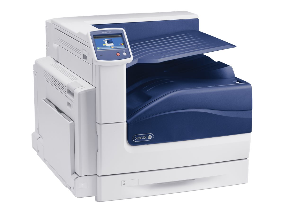 Xerox Phaser 7800V DN Tabloid-size Color Printer - 220V, 7800V/DN