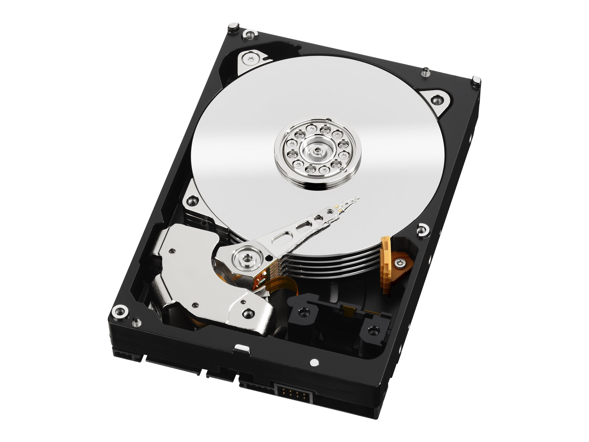 WD 1TB WD RE SATA 6Gb s 3.5 Internal Hard Drive - 64MB Cache, WD1003FBYZ, 15772484, Hard Drives - Internal