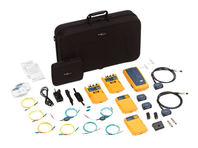 Fluke DSX-CFP-Q-ADD-R 1GHZ DSX And QUAD OLTS Module Add On Kit w Remote, DSX-CFP-Q-ADD-R