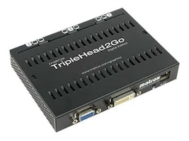Matrox TripleHead2Go Digital Edition, T2G-D3D-IF, 7757663, Graphics/Video Accelerators