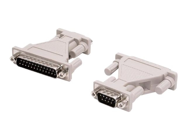 StarTech.com Adapter DB9M to DB25M (AT925MM)