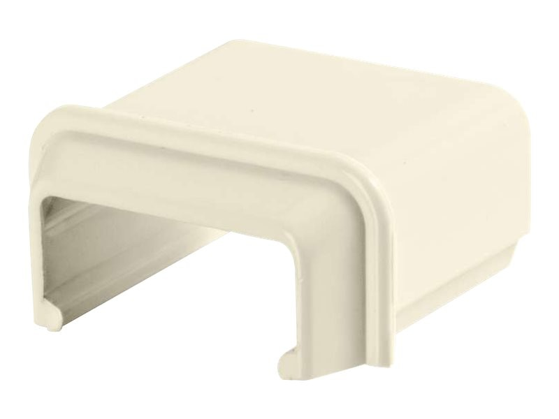 C2G Wiremold Uniduct 2800 to 2700 Reducing Connector, Ivory