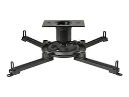Peerless Spider Universal Projector Mount With Vector Pro II Black, PJF2-UNV, 5984926, Stands & Mounts - AV