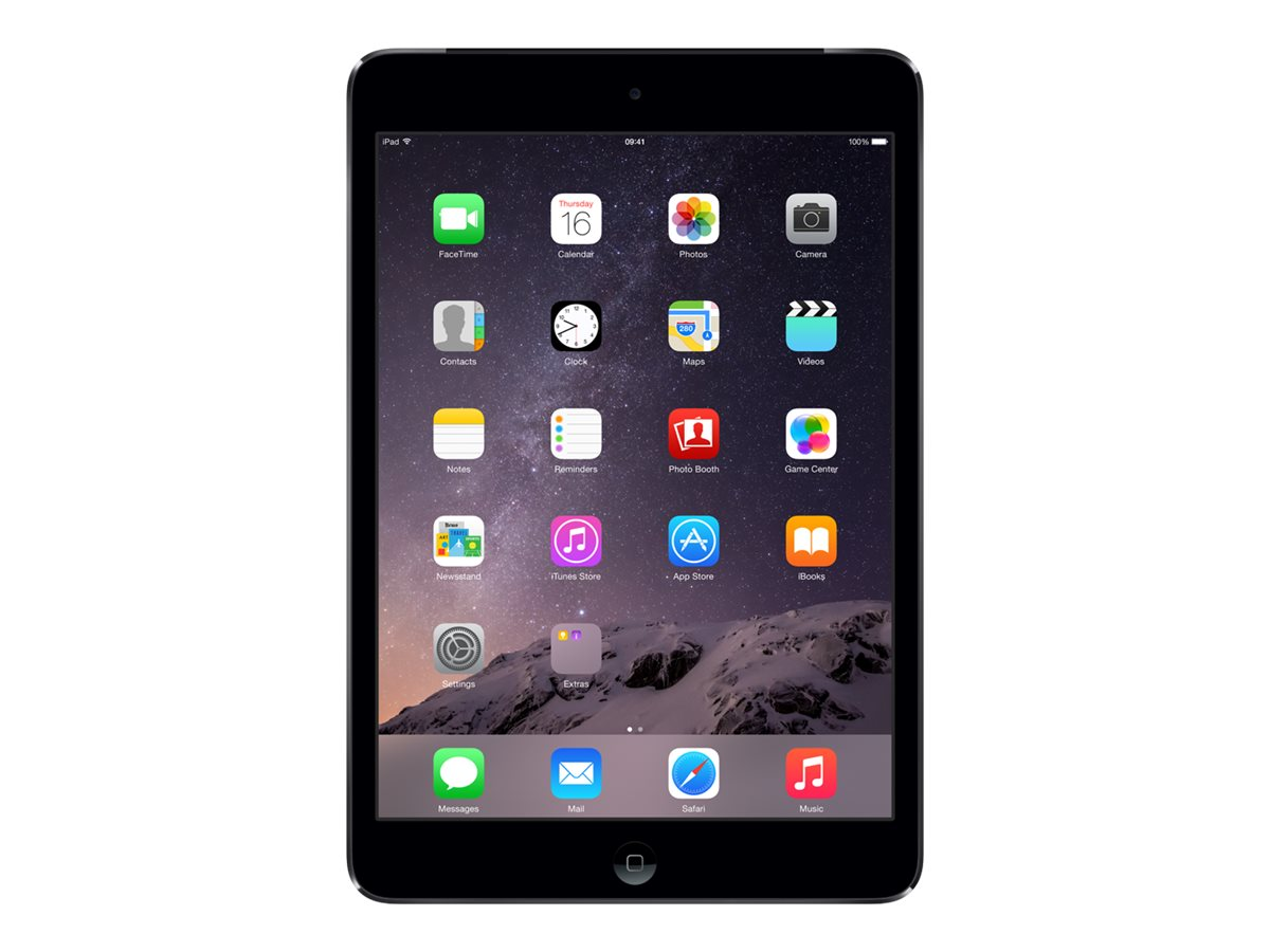 Apple iPad mini 2 Wi-Fi+Cellular for Verizon 32GB - Space Gray