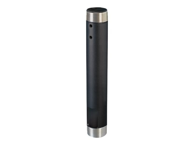 Chief Manufacturing 72 Speed-Connect Fixed Extension Column, Black, CMS072, 10121738, Stands & Mounts - AV