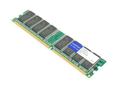ACP-EP 1GB PC2100 184-pin DDR SDRAM UDIMM for IBM, 33L3309-AA