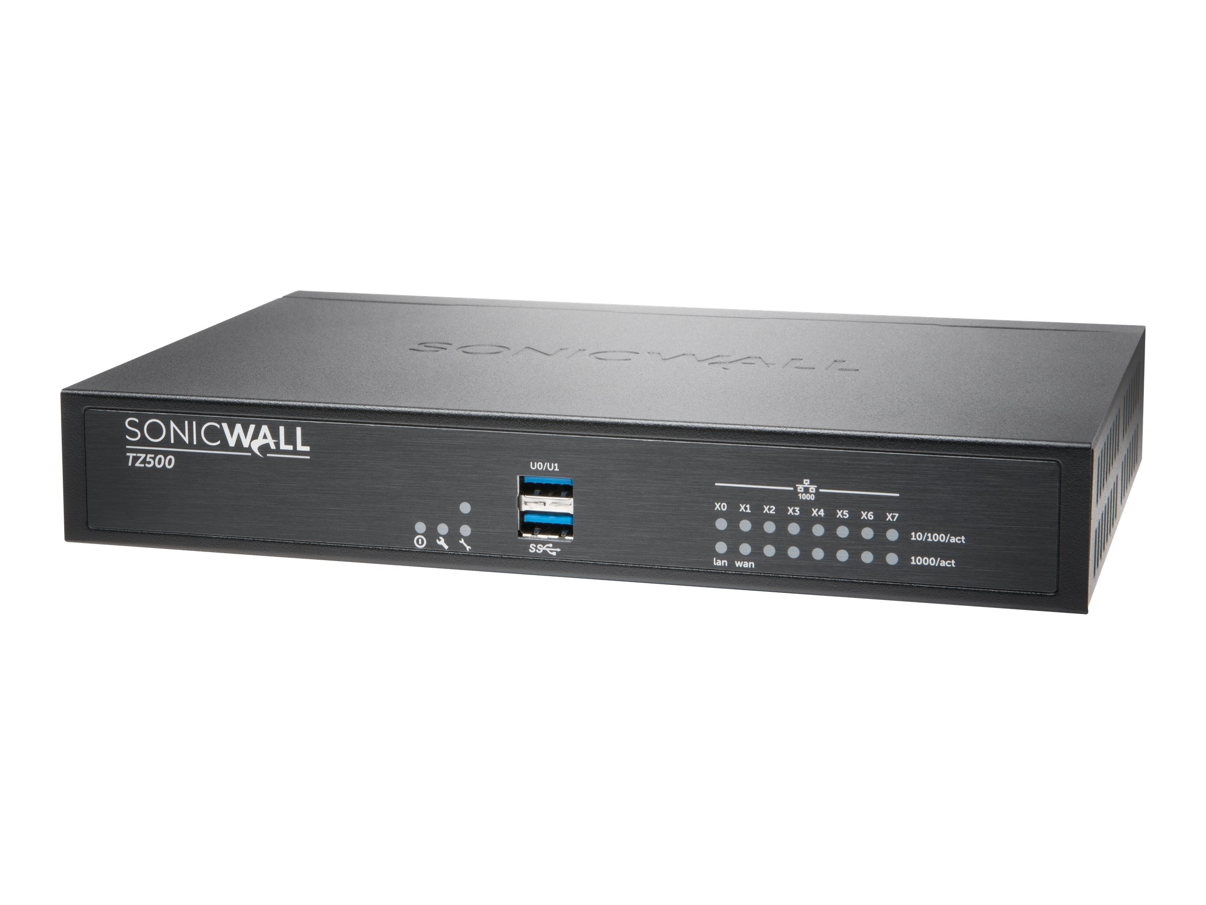 SonicWALL TZ600 w Total Secure Advanced (1 Year)