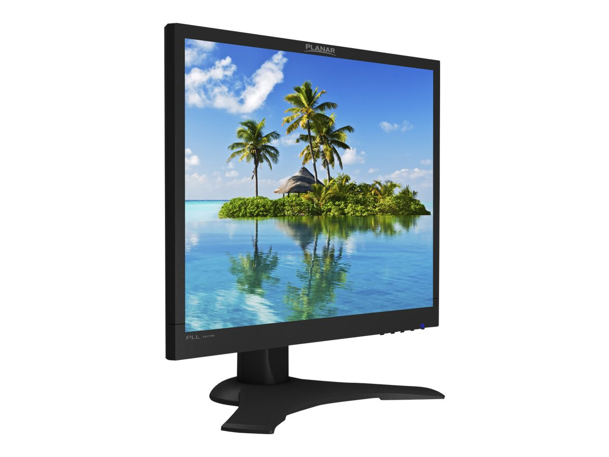 Planar 19 PLL1911M LED-LCD Monitor, Black, 997-7451-00