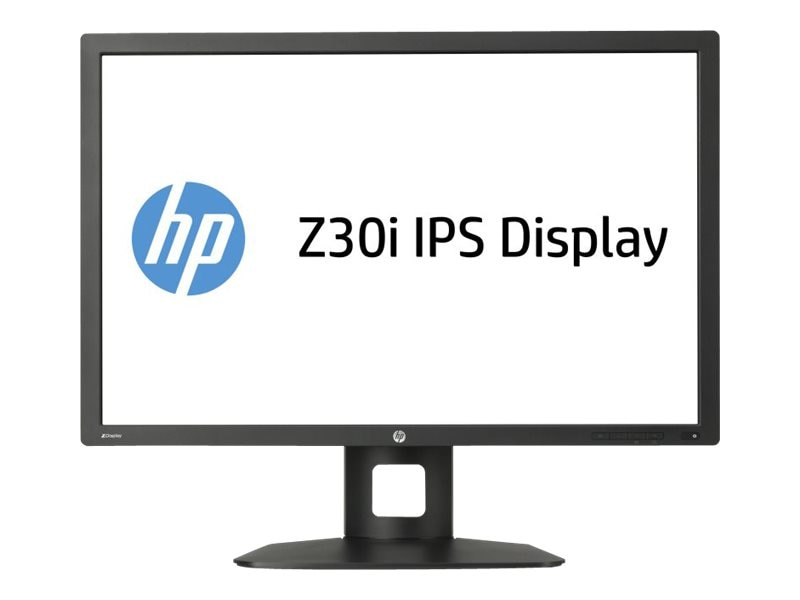 HP 29.8 Z30i LED-LCD Monitor, Black, D7P94A4#ABA, 16266989, Monitors - Large-Format LED-LCD