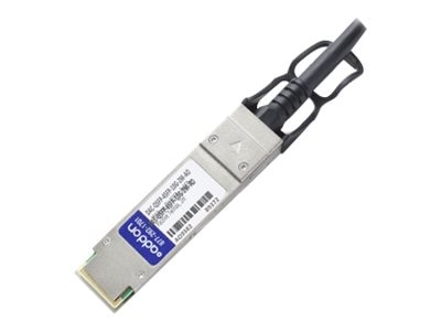 ACP-EP DAC-QSFP-4SFP-10G-2M 2M Compatible DAC TAA 40GBASE CU 2M Transceiver for Dell
