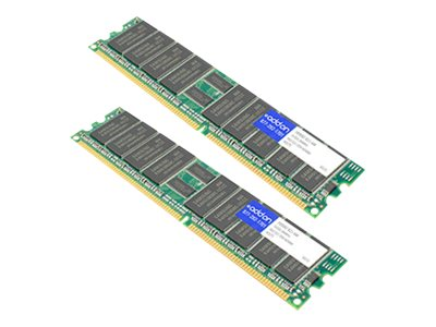 ACP-EP 4GB PC2100 184-pin DDR SDRAM DIMM Kit for Select ProLiant Models, 300682-B21-AM