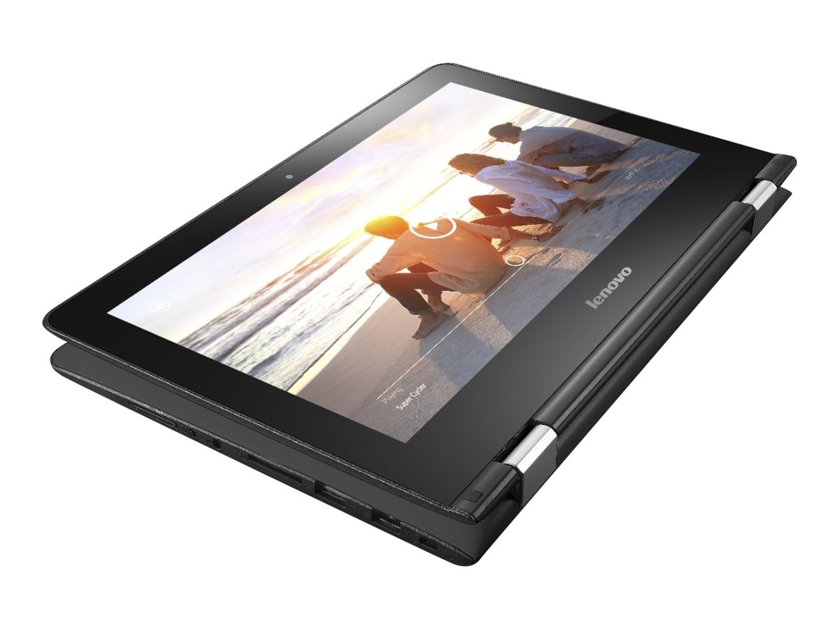 Lenovo TopSeller Flex 3-14 Core i5-6200U 2.3GHz 4GB 500GB ac BT WC 3C 14 HD MT W10P, 80R30015US, 30923586, Notebooks - Convertible