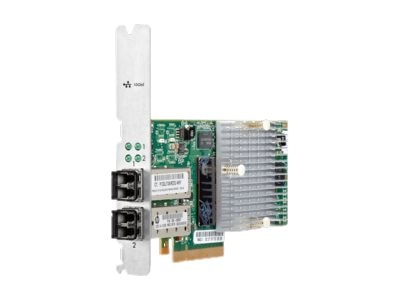 HPE 3PAR StoreServ 20000 2-port 10Gb Converged Network Adapter, C8S94A, 31461408, Network Adapters & NICs