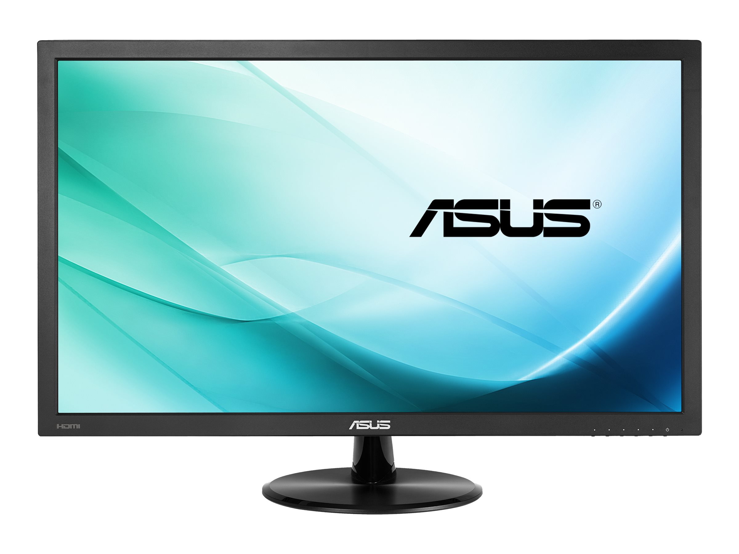 Asus 21.5 VP228H Full HD LED-LCD Monitor, Black