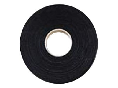 Leviton Velcro Bulk Roll, Black, 75ft