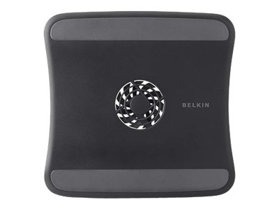 Belkin CoolSpot Laptop Cooling Pad, Black, F5L055BTBLK, 16952495, Cooling Systems/Fans