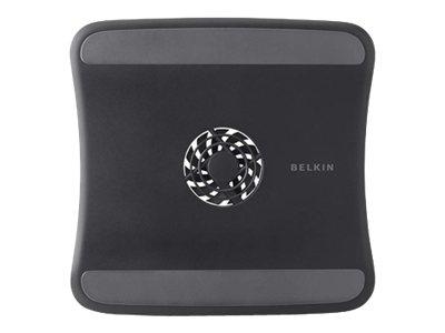 Belkin CoolSpot Laptop Cooling Pad, Black, F5L055BTBLK, 16952495, Cooling Systems/Fans