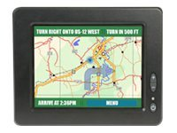 Planar 8 LX0850PTI LED-LCD Portable Rugged Infrared Touch Monitor, Black, 997-5691-01