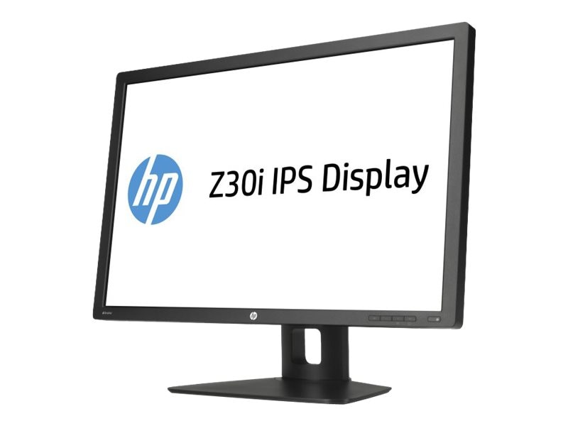 HP 30 Z30i LED-LCD Monitor, Black, D7P94A8#ABA
