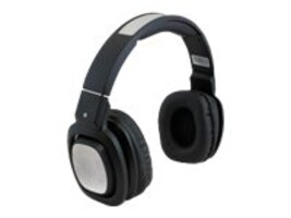 Adesso Xtream H3B Wireless Bluetooth Headphones, XTREAMH3B, 20862290, Headphones