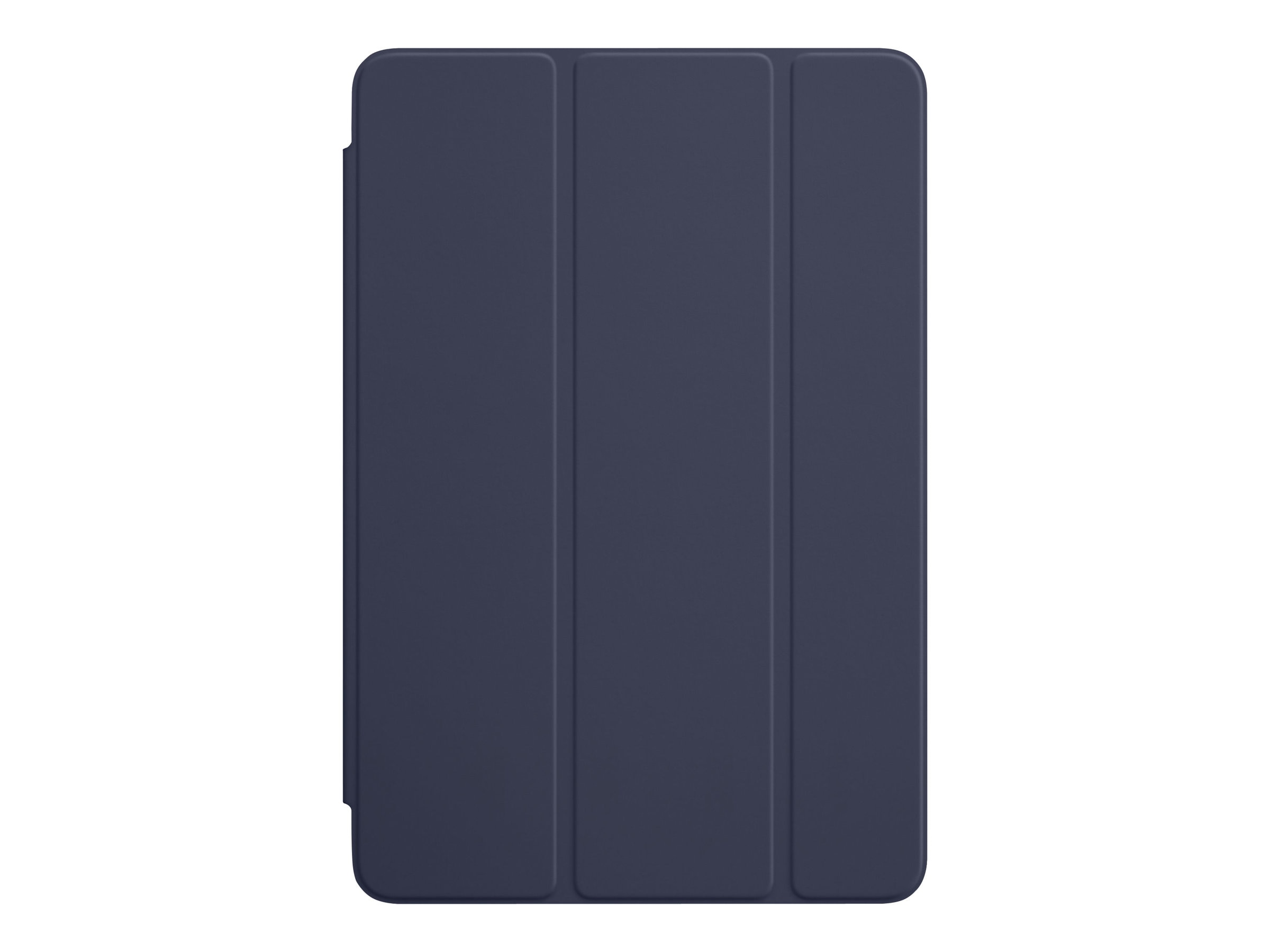 Apple iPad mini 4 Smart Cover, Midnight Blue, MKLX2ZM/A, 31071506, Carrying Cases - Tablets & eReaders