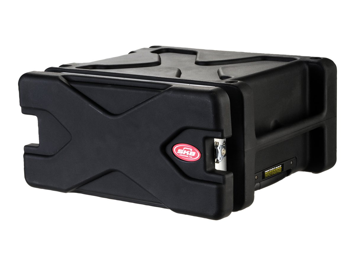 Samsonite Roll-X Rack Case, 19 x 17.5 x 8.75, Rack Mount, 1SKB-RLX5, 5747509, Carrying Cases - Other