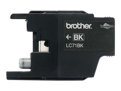 Brother Black Innobella Ink Cartridge for MFC-J280W, MFC-J425W, MFC-J430w, MFC-J435W, MFC-J625DW, MFC-J825DW