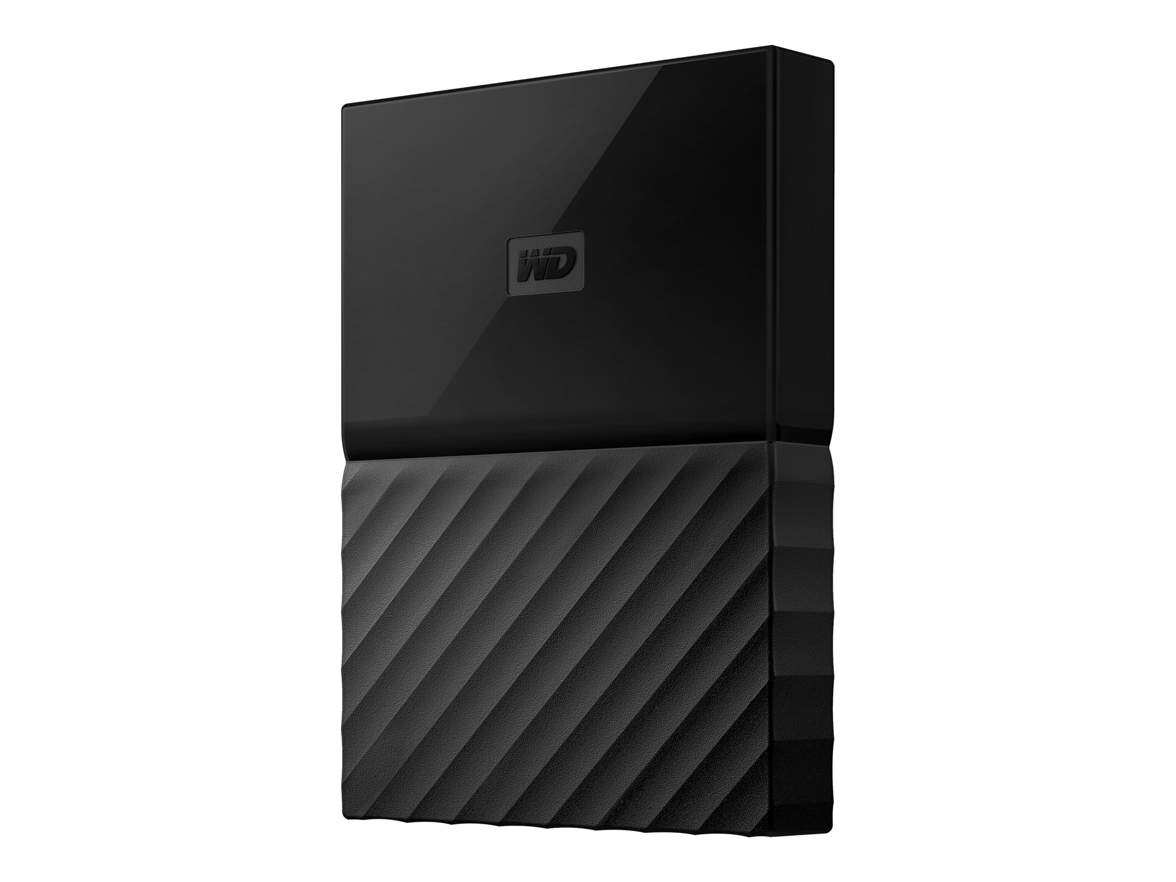 WD 1TB My Passport Ultra, Black, WDBYNN0010BBK-WESN
