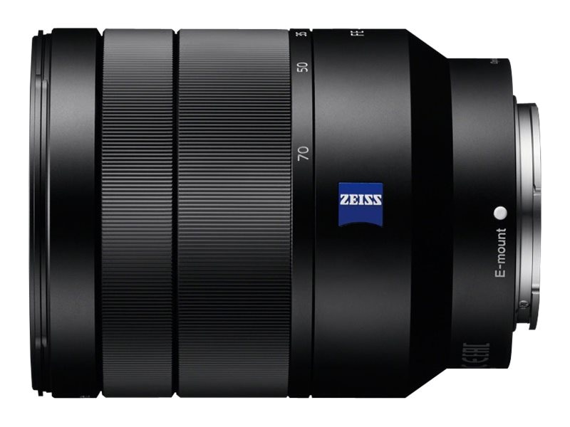 Sony Vario-Tessar T FE 24-70mm F4 ZA OSS, SEL2470Z, 16390293, Camera & Camcorder Lenses & Filters