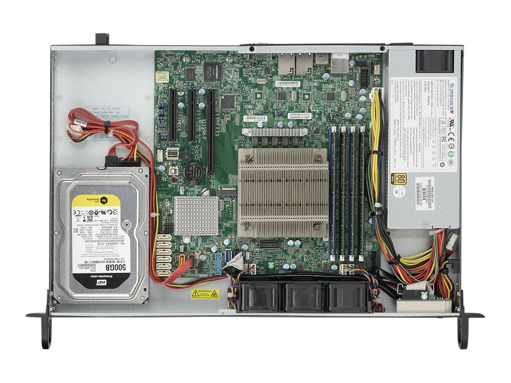 Supermicro SYS-5019S-L Image 3
