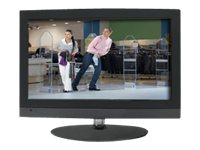 Tatung 22 TME22W Full HD LED-LCD Monitor, Black