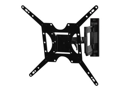 Peerless Paramount Articulating Wall Mount for 32-50 Displays, Black