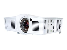 Optoma EH200ST WUXGA DLP 3D Projector, 2800 Lumens, White, EH200ST, 17661323, Projectors