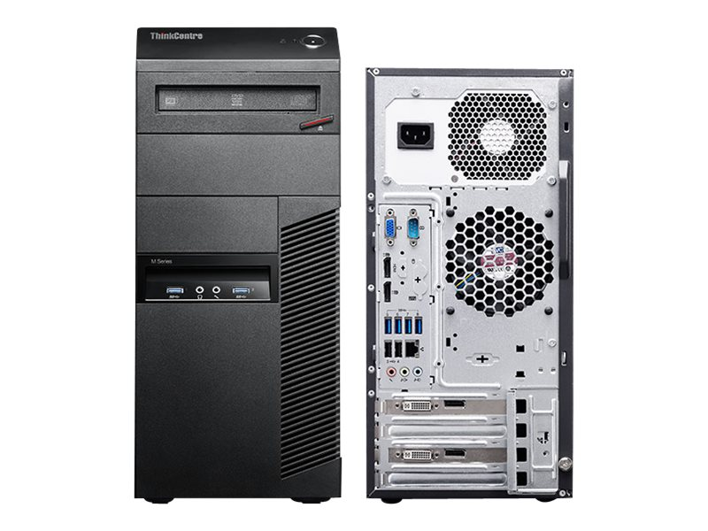 Lenovo ThinkCentre M93p Core i5-4670 4GB 500GB, 10A7000CLS