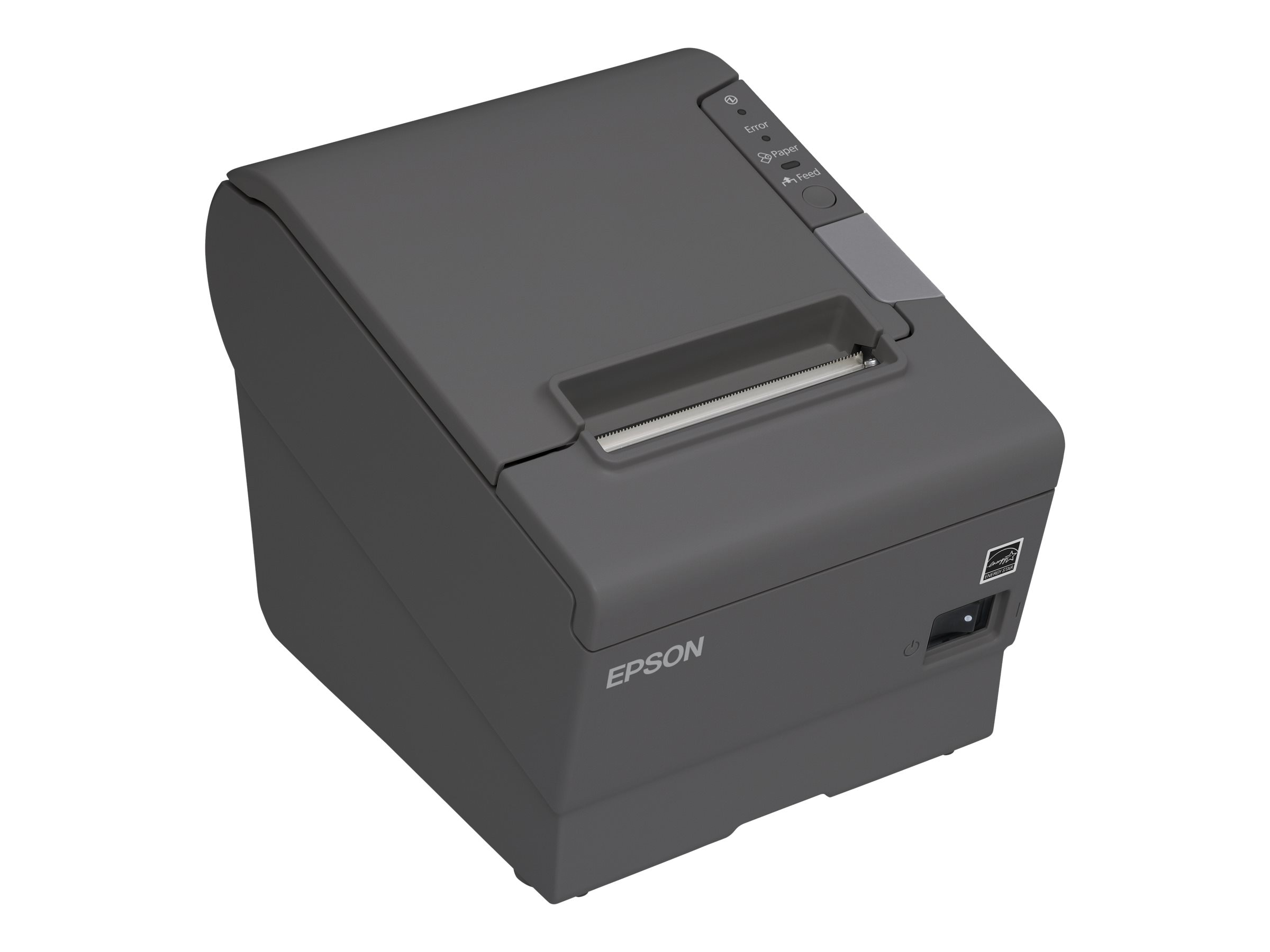 Epson TM-T88V Thermal Receipt Printer - Black, C31CA85A6331