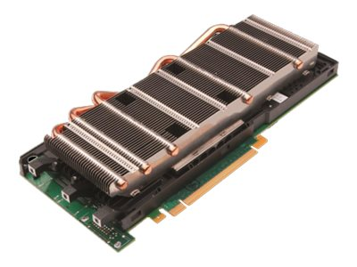 HPE NVIDIA Tesla M60 PCIe 3.0 Graphics Card, 16GB GDDR5