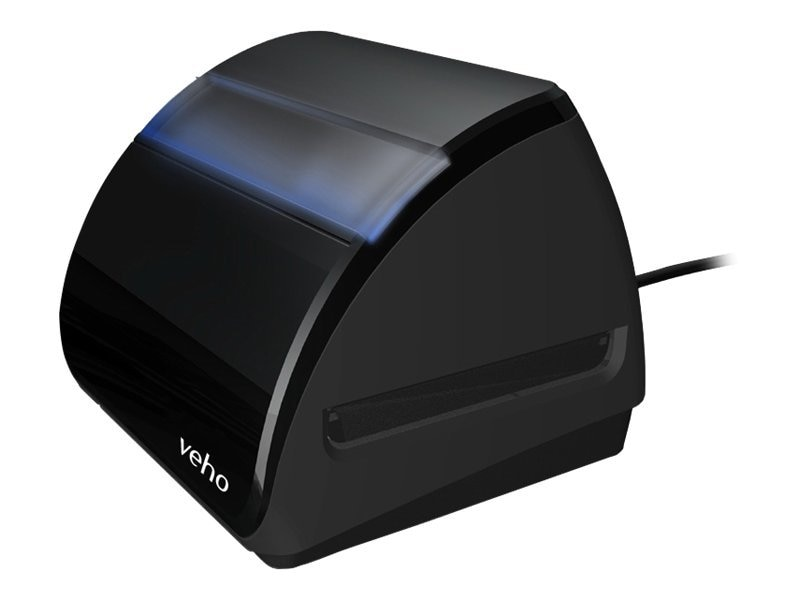 VEHO Film & Slide Scanner in Tacton Black, VFS-002M, 31824598, Scanners