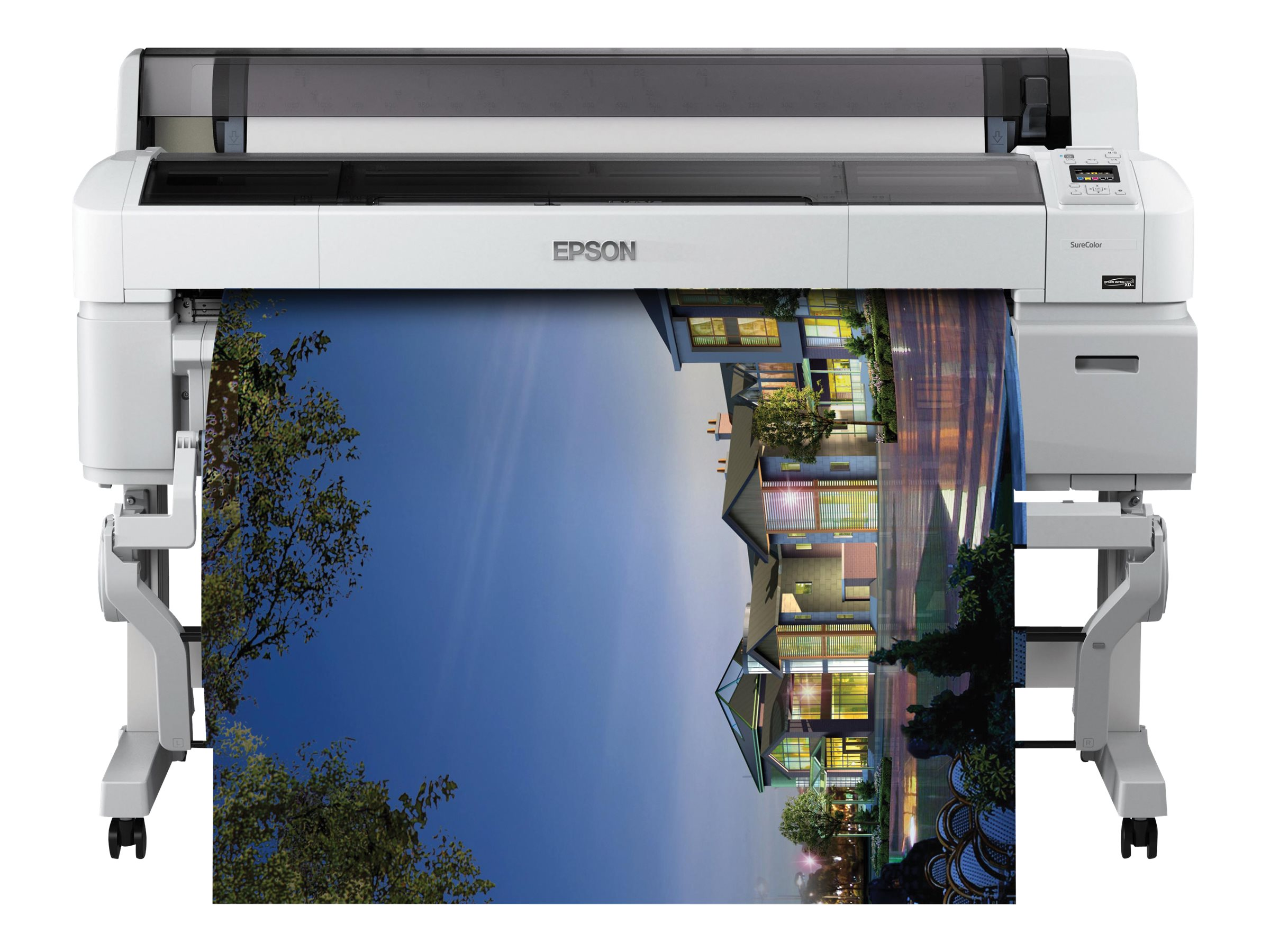 Epson SureColor T7270 Printer - $4995 less instant rebate of $1000.00, SCT7270SR, 17930546, Printers - Large Format