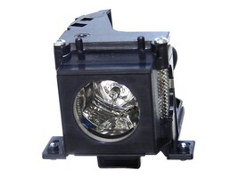 V7 Replacement Lamp for PLC-XW50, PLC-XW55, VPL1470-1N, 17258391, Projector Lamps