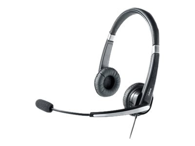 Jabra UC VOICE 550 Duo MS Corded Headset, 5599-823-109