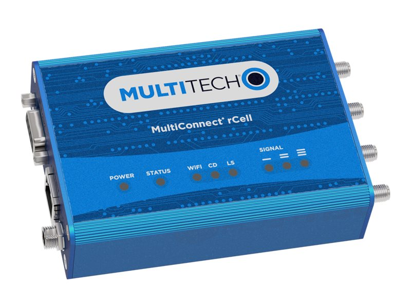 Multitech 4G LTE CELLULAR ROUTER W  GPS