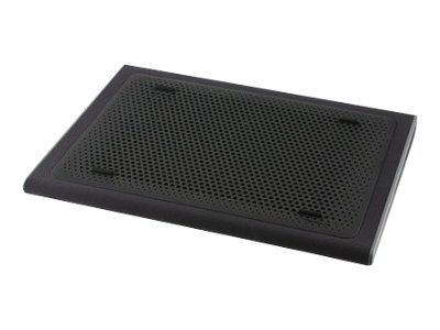 Targus Lap Chill Mat, Black-Gray, AWE55US, 10159744, Cooling Systems/Fans