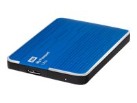 WD 2TB My Passport Ultra USB 3.0 Portable Hard Drive - Blue, WDBMWV0020BBL-NESN