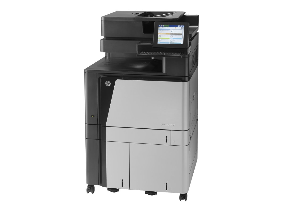 HP Color LaserJet Enterprise flow M880z+ NFC Wireless Direct MFP Printer