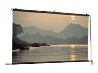 Da-Lite Scenic Roller Projection Screen, Matte White, 20' x 20', 40323, 19017620, Projector Screens