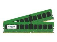 Crucial 16GB PC4-17000 288-pin DDR4 SDRAM RDIMM Kit