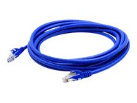 ACP-EP Cat6A Molded Snagless Patch Cable, Blue, 5ft, 25-Pack, ADD-5FCAT6A-BLUE-25PK, 18023534, Cables