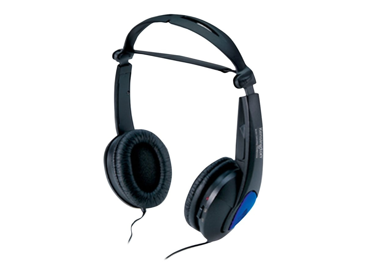 Kensington Noise Cancelling, Foldable Headphones, K33084, 5265770, Headphones