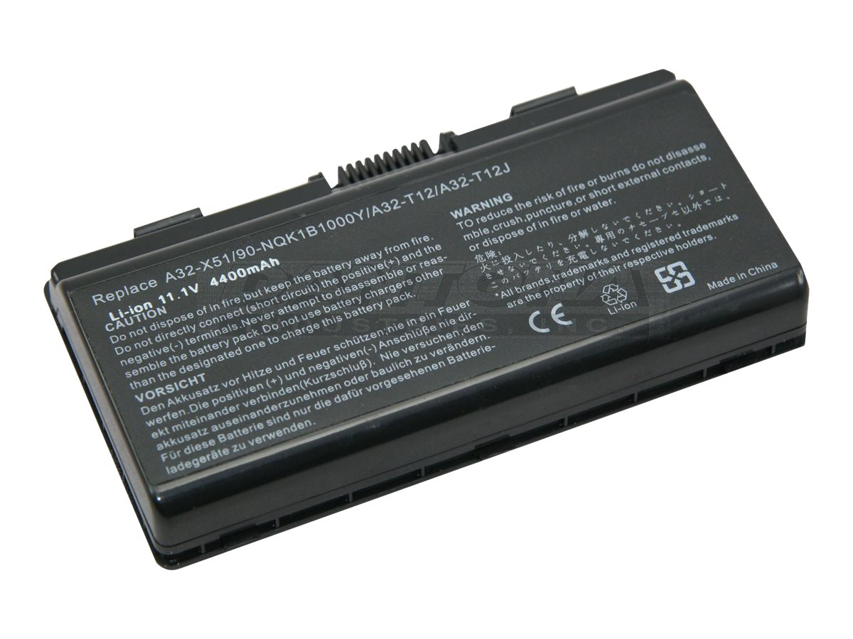 Denaq Replacement Battery for Asus T12